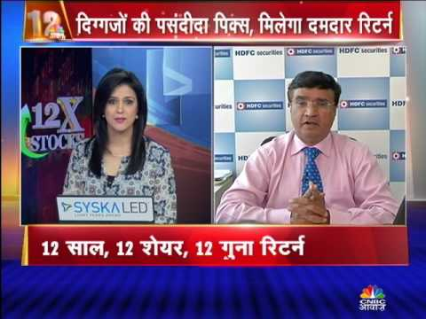 12 Years Stock Special | 12 Years, 12 Share, 12 Times Return | CNBC Awaaz