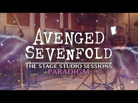 "Avenged Sevenfold: ""The Stage"" Studio Sessions - ""Paradigm"" Pt. 1"