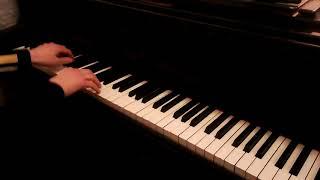 Мастер и Маргарита(Бал Воланда) На фортепиано