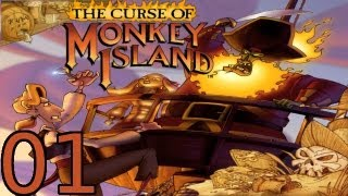 The curse of Monkey Island (ITA) - (01/16) - [Cap.1 - 01/02]