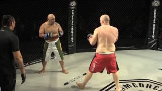 Brad Jeffery V Ra Dallas | MMA 110+kg | Bucket List 2