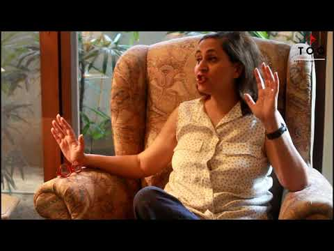 In conversation with Sagarika Ghose