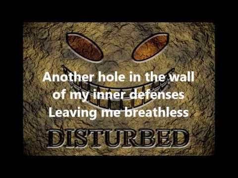 Stricken - Disturbed Lyrics