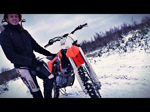 KTM SX-F 350 обзор и тест-драйв кроссового мотоцикла