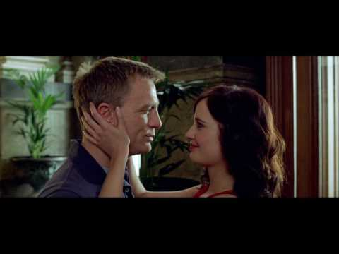 Deleted scene from casino royale