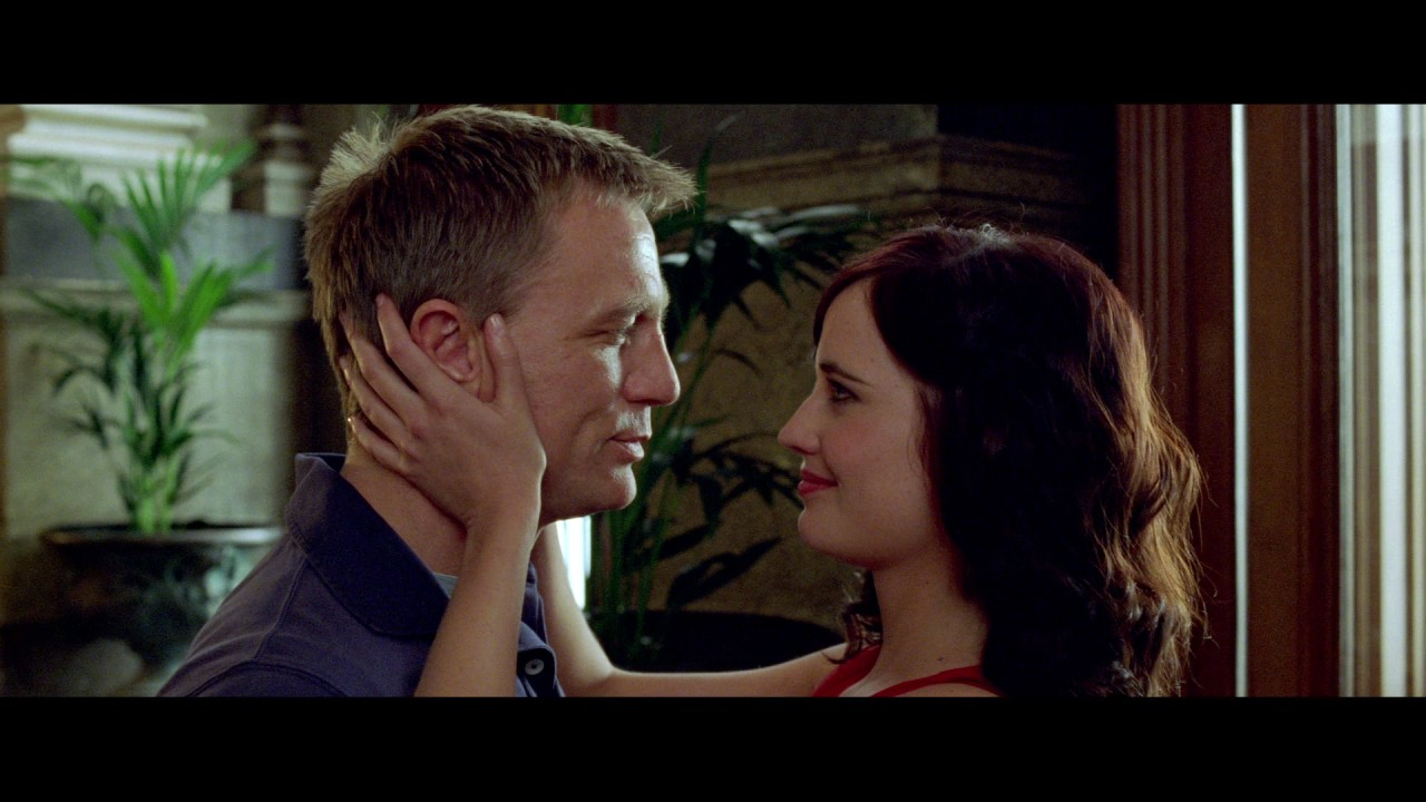 casino royale video song