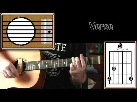 You Got It - Roy Orbison - Acoustic Guitar Lesson