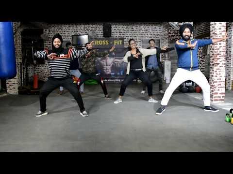 Bhangra On RIM Vs JHANJAR - Karan Aujla | Deep Jandu | PV BHANGRA | 2019