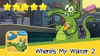 Where's My Water? 2 - Disney - Level1-4 Walkthrough New Game Plus Recommend index five stars