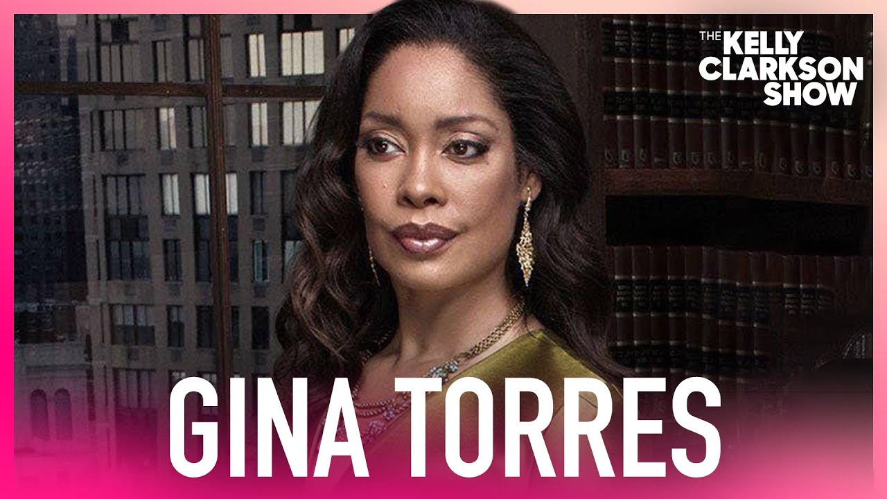 Gina Torres Was Held Up At Knifepoint