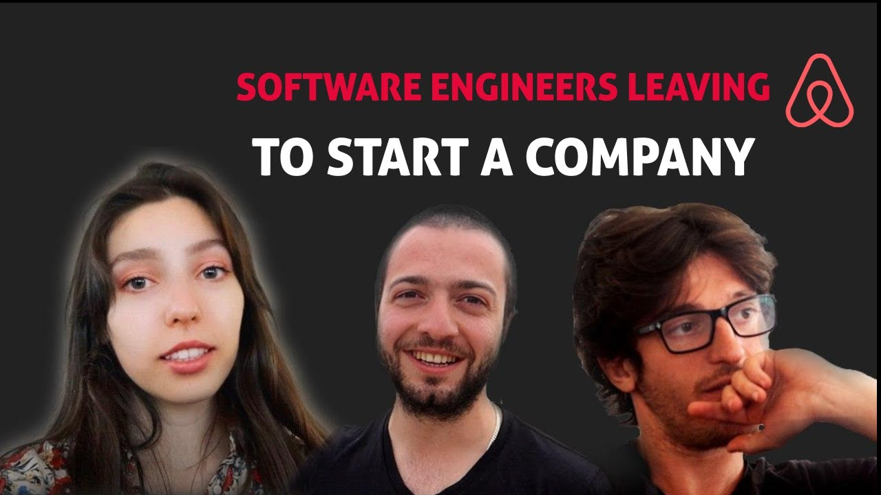 Senior Software Engineers are leaving high paying tech jobs to build a startup