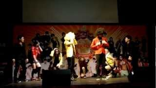 RUFFNECKZ ft. Genesis | Universal Music Malaysia KPOP Dance Competition(Champion)