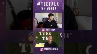 #TeeTalk w/WONDR