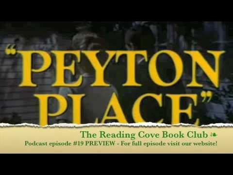 PEYTON PLACE by Grace Metalious 🍷 — PREVIEW (Book Club Discussion 📚)