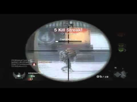 awesome Black ops Kill Feed sync!