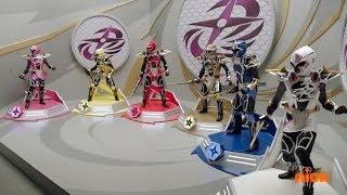 Power Rangers Super Ninja Steel - Sub Surfer Ninja Megazord Fight Episode 4 Making Waves