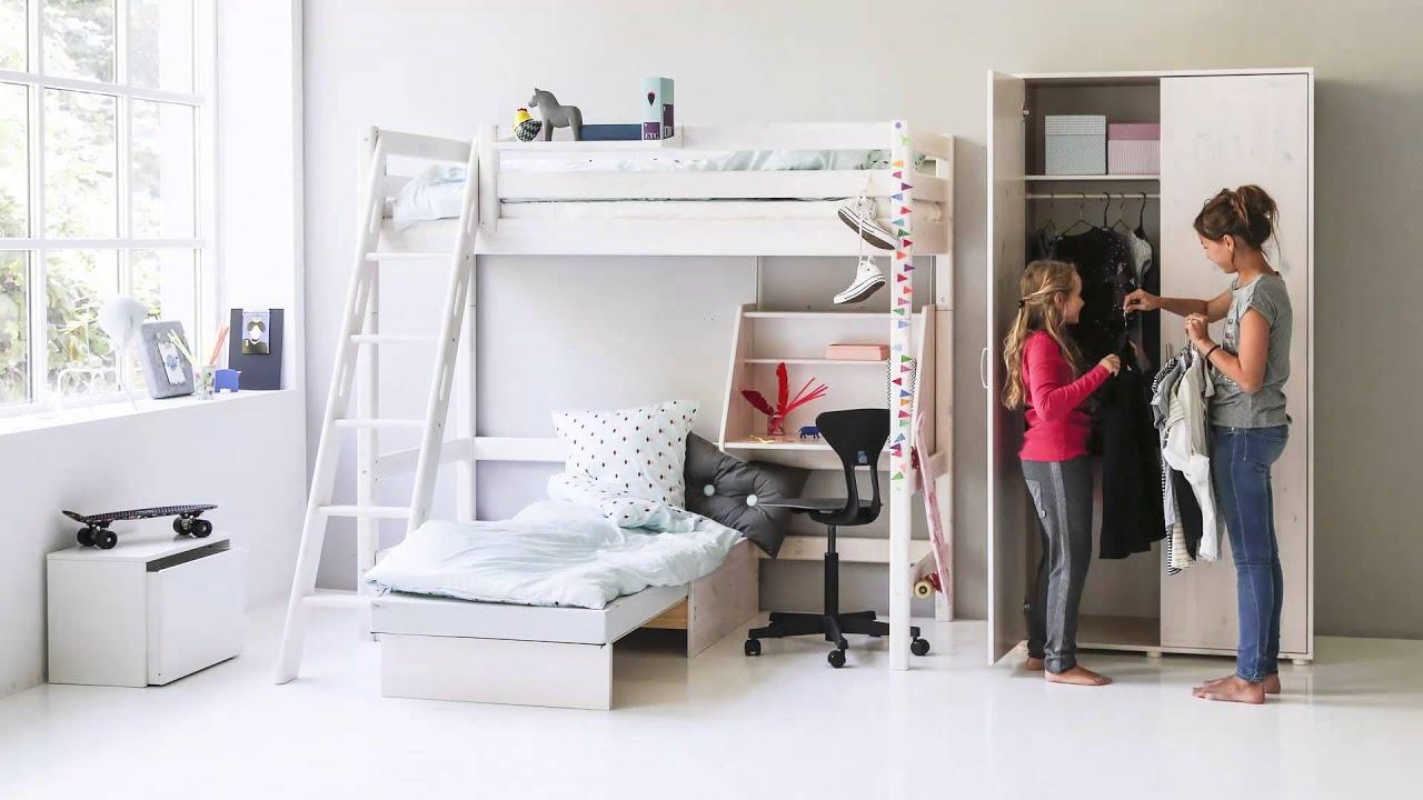 dannenfelser kinderm bel gmbh flexa jugendm bel youtube. Black Bedroom Furniture Sets. Home Design Ideas