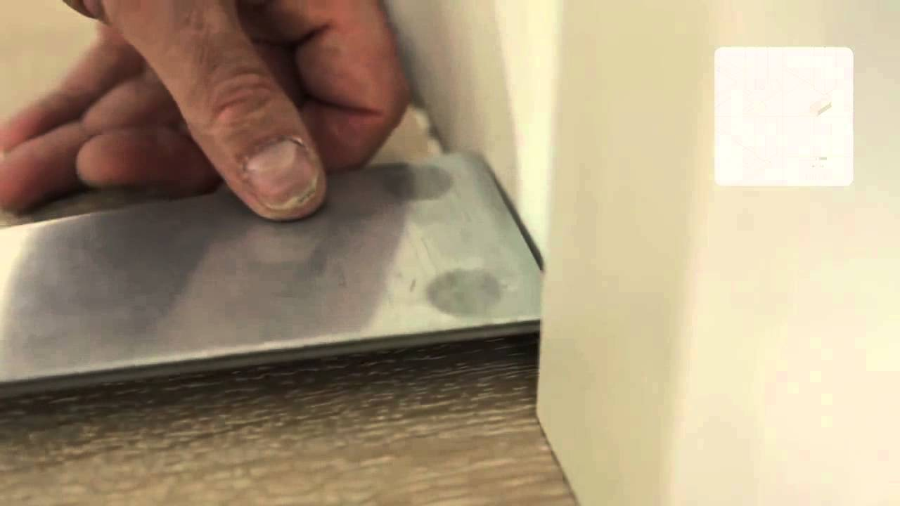 comment poser votre parquet quick-step (pose flottante) - youtube