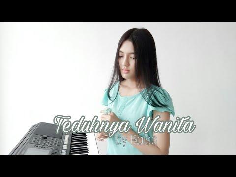 Nadia Alifazuhri (Piano Cover) - Teduhnya Wanita by Raisa || #covernyananad