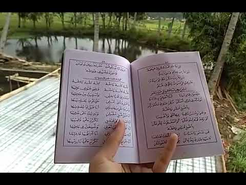 Sholawat Allohu Alloh Yaa Alloh Versi Santriyat Alfutuhat