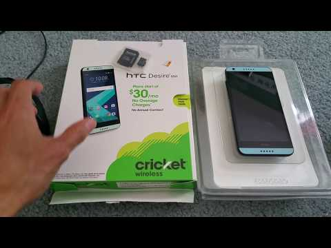 In-Depth Full Review HTC Desire 550 Cricket Wireless Smartphone  Full HD 2017