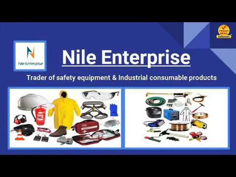 Safety Products & Industrial Consumable Products By- Nile Enterprise, Pune