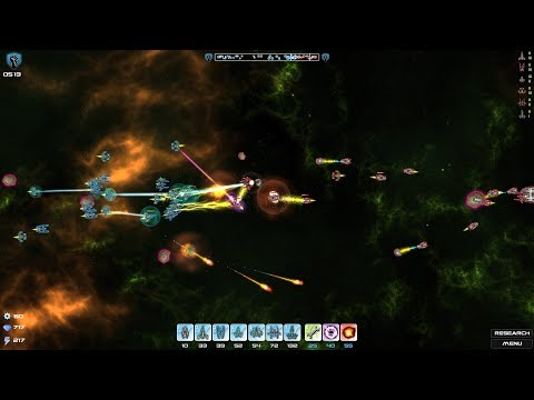 Aeon Command - HD Trailer