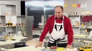 Как обжарить мясо для тушения мастер-класс от шеф-повара / Илья Лазерсон / Обед безбрачия