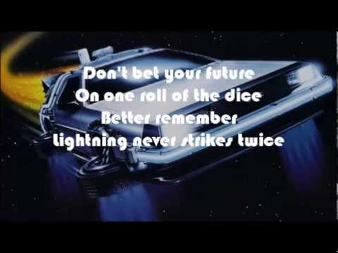 Back in Time - Huey Lewis and The News (1985) w/ lyrics (Happy BTTF Day!)