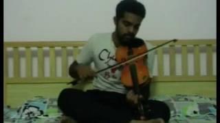 Alaipayuthe Kanna in Violin by Subramoni Rengarajan