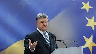 UE : exemption de visa pour l'Ukraine
