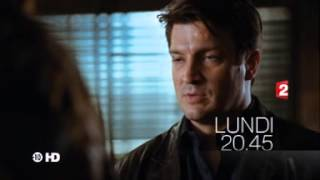 CASTLE S4X22 - BA / TEASER France 2 Saison 4 - Ep. 22 - Morts-Vivants - Lundi 11/02/2013