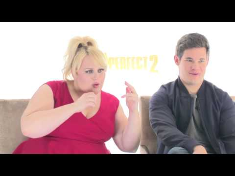 Have you ever heard Rebel Wilson rap Gangsta's Paradise? - Pitch Perfect
