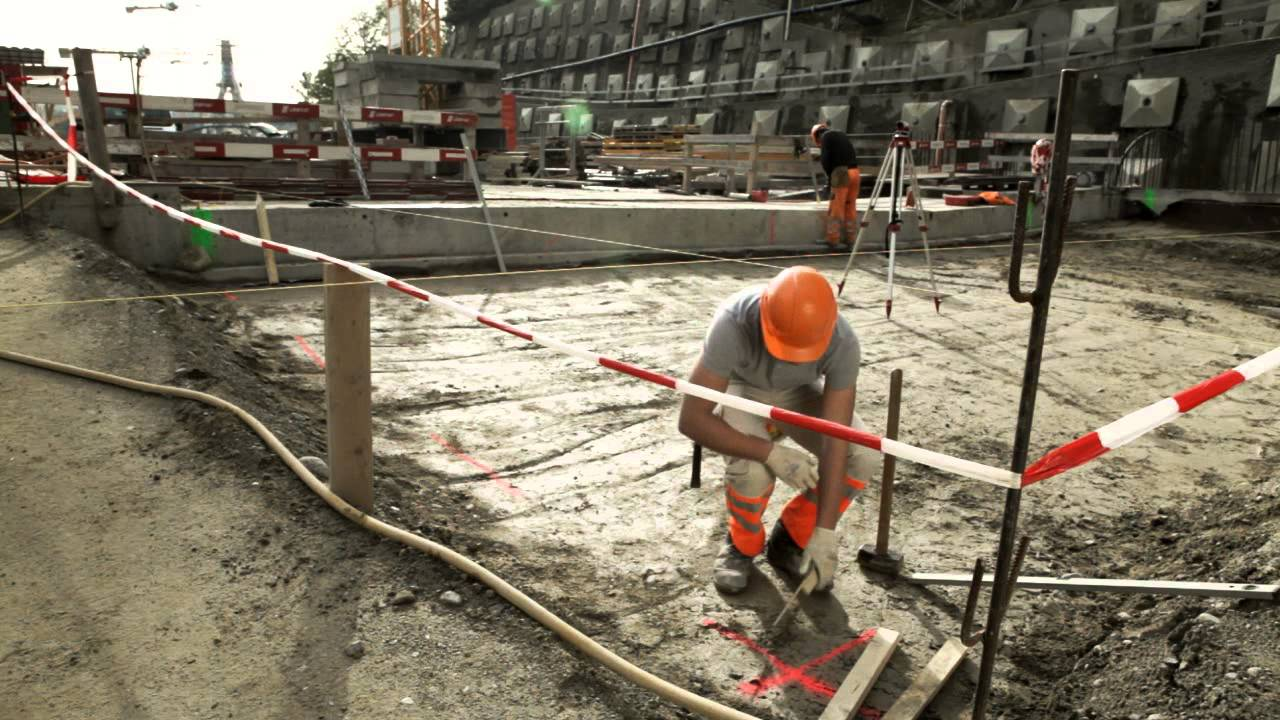 Carpentieri Edili In Svizzera film d'informazione muratore / aiuto muratore