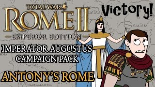 Antony Campaign Victory!