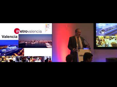 Adapting the network for the 21st century client - Carlos Guillem - MetroRail 2013