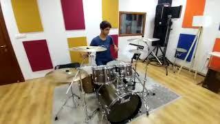 Zakkum - Anason Drum Cover (Ali Emre Kabaharnup)