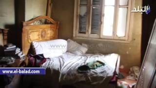 بالفيديو.. سر الشقة الوحيدة الناجية من حريق الرويعي .. صاحبها: «كتاب الله أنقذني من النيران»
