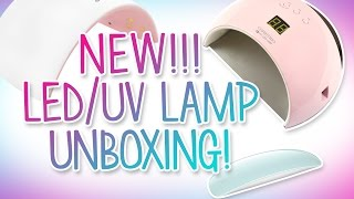 NEW Amazing LED/UV Lamps! UNBOXING!