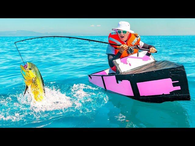 BIGGEST FISH WINS $10,000 DEEP SEA FISHING!!