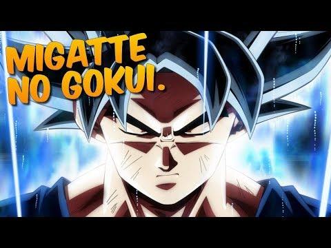 Le Migatte no Gokui Parfait ! | DRAGON BALL SUPER #116