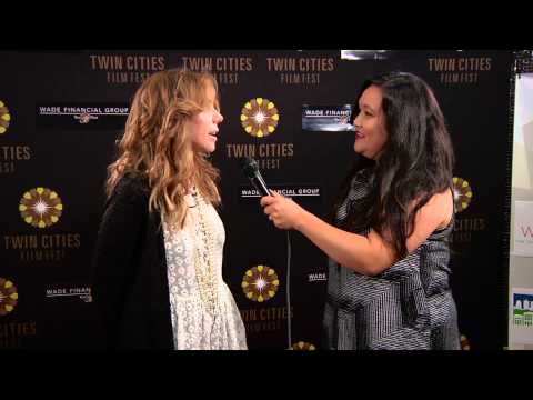 2014 TCFF Red Carpet Interview: Stephanie Dillon - Sidewalk Films