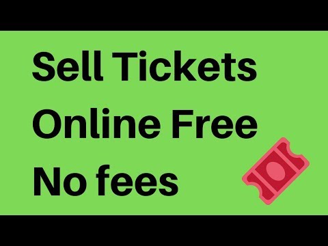 Sell Tickets Online No fees | Bylde.com