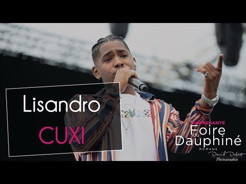 Lisandro Cuxi - Danser (Live)