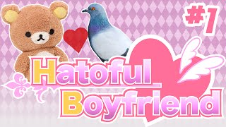 Stumpt Plays - Hatoful Boyfriend - #1 - PigeoNation! (PC Gameplay)