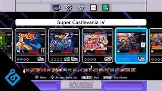 An In-Depth Look At The SNES Classic