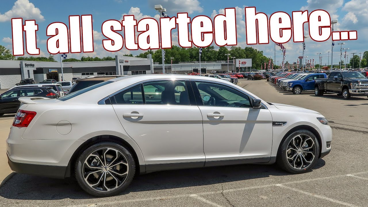 Cur Mods And Specs Of My Tuned 2017 Ford Taurus Sho