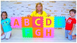 Learn the Letters and Alphabet