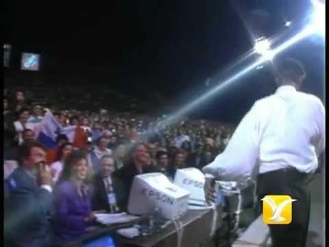 El general, Tu Te Ves Bien Buena, Festival de Viña 1993