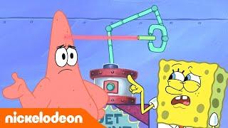 Bob Esponja | O Brinquedo do Gary | Portugal | Nickelodeon em Português